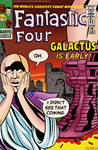 Galactus is early!