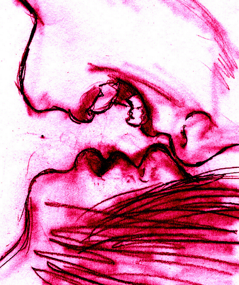 Zombie Kisses by kXXchan