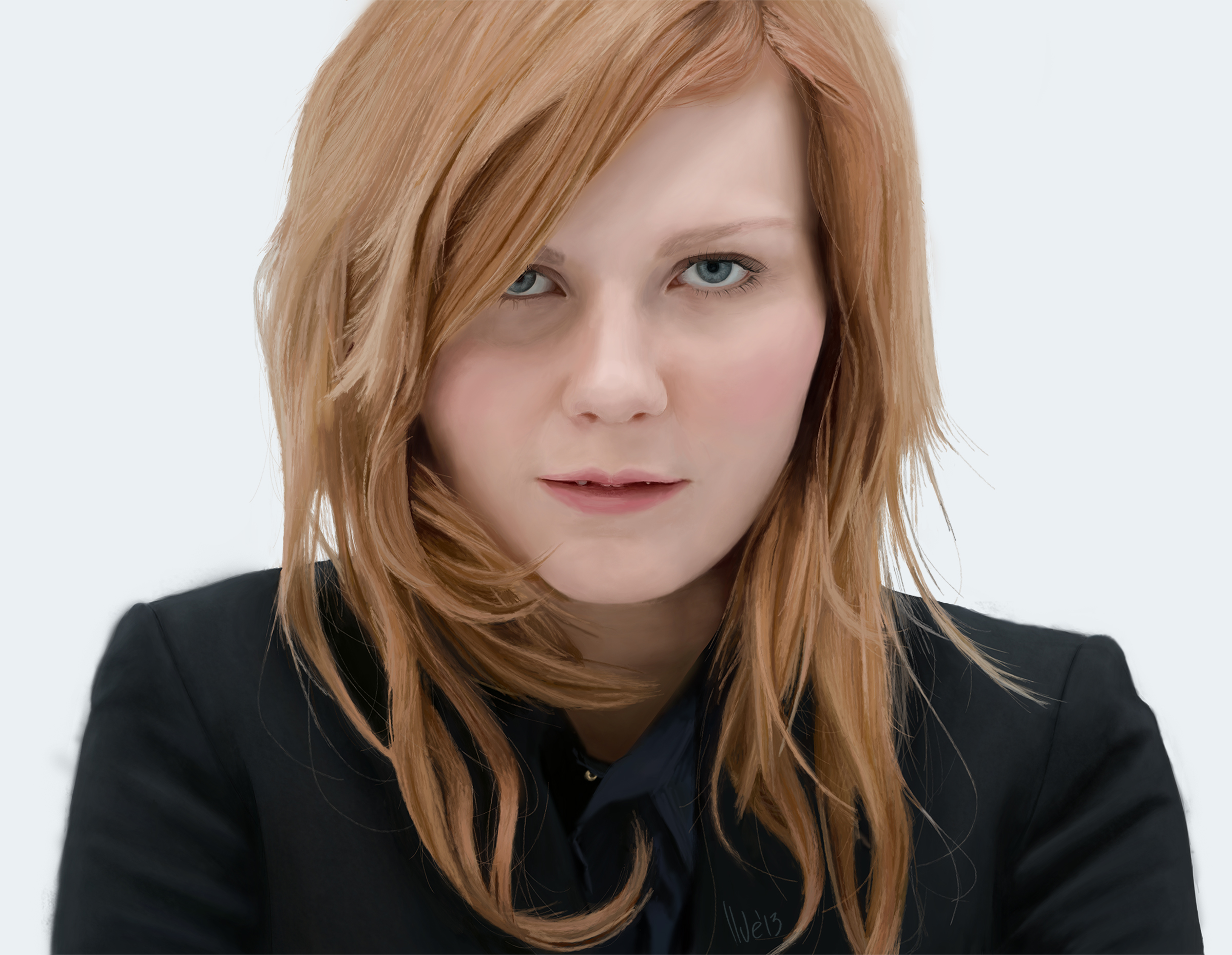 Pictures Kirsten Dunst Potrait Collection 10 Wallpapers