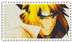 Namikaze Minato Stamp by BarbiiHaruno
