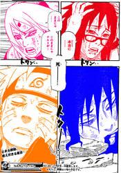 Naruto Manga 662 by BarbiiHaruno