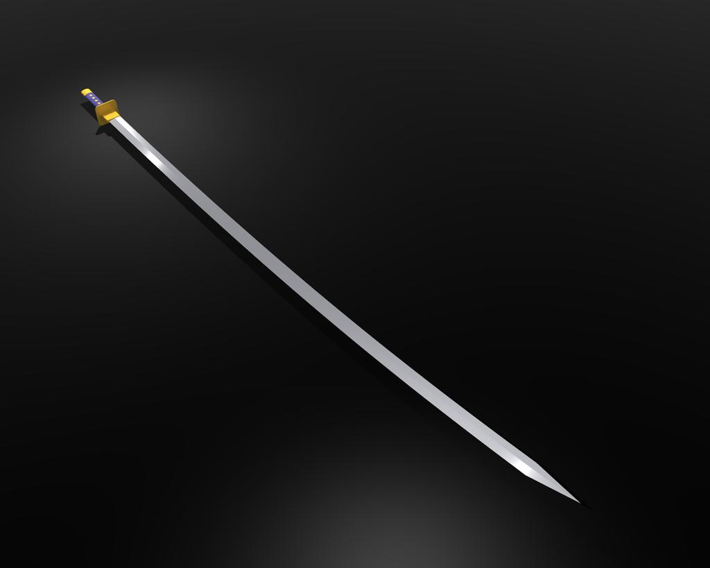Sephiroth's Sword - Masamune by Final-23 on DeviantArt