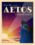 Aetos Tourism Poster