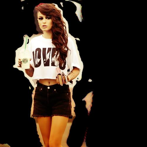 Foto Png da Cher Lloyd by AnnaBieber
