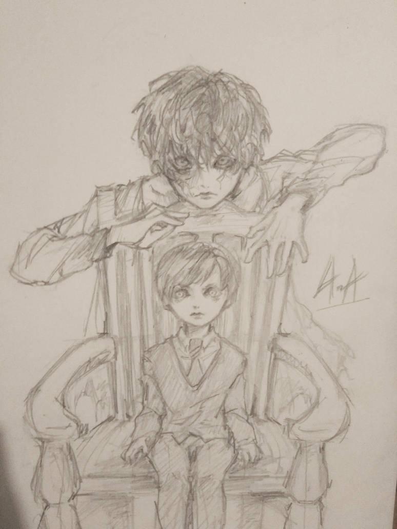 The Boy by IAmAlexius