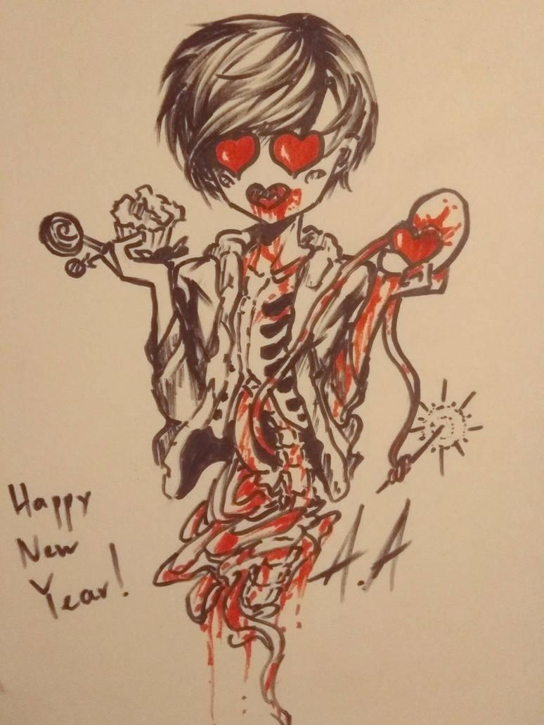 Happy New Year! by IAmAlexius