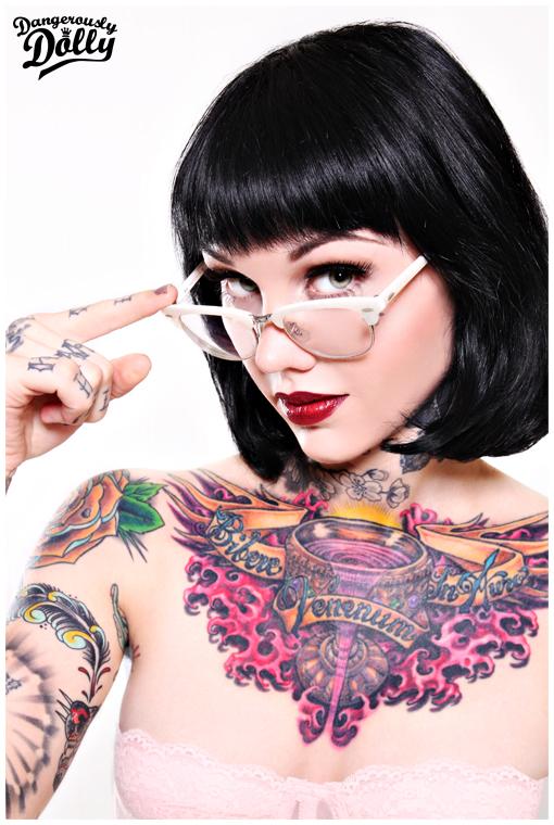 Tattooed by artraged