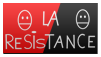 La resistance stamp by Eiko-Comissions