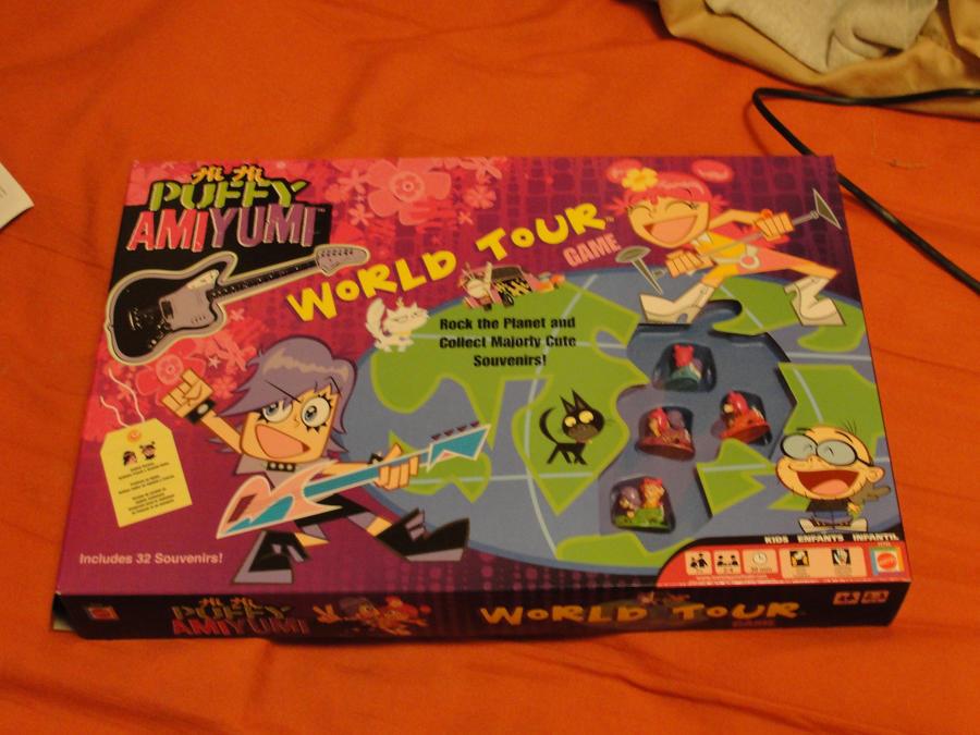 hi hi puffy amiyumi game