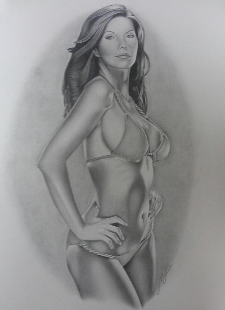 Anissa Holmes by jrydman