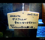 Prayer to Naruto by jobad