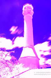 Bolinao Lighthouse IR by jobad