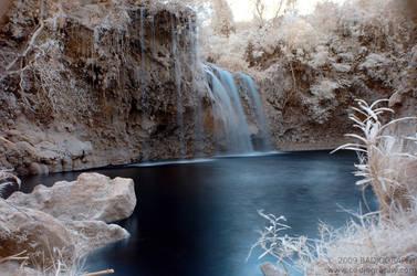 Bolinao Falls IR by jobad