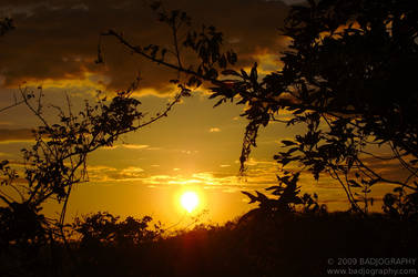 The Sun is Set by jobad
