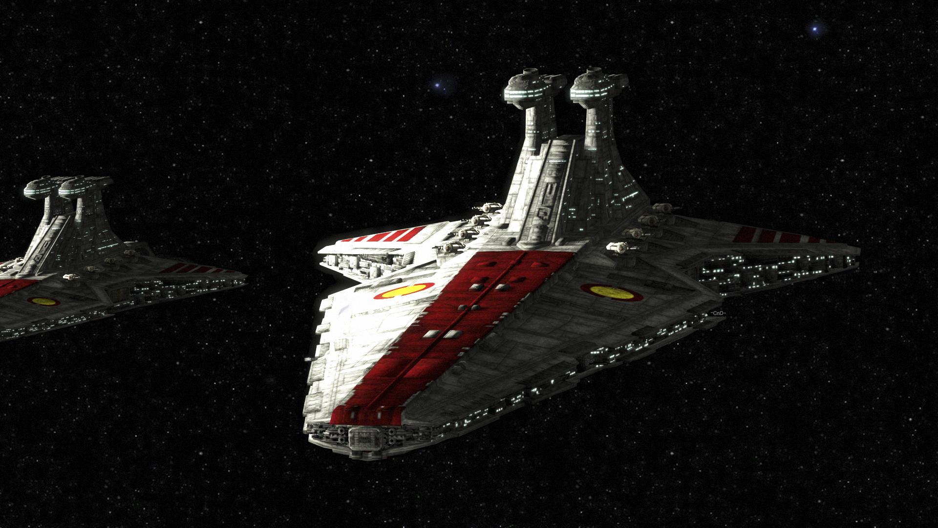 Venator Class Star Destroyer By Speedfreakj On Deviantart