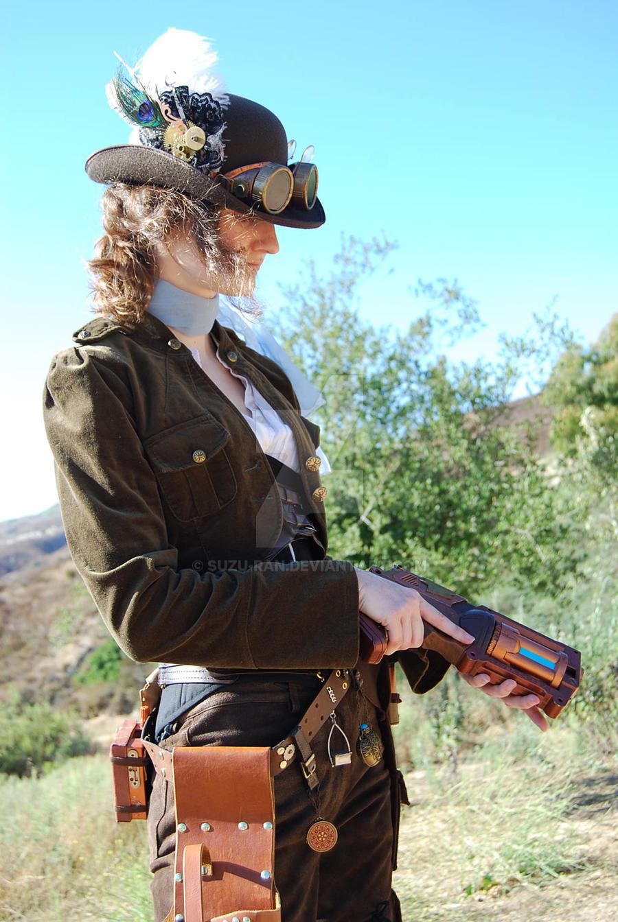 Gunslinger by Suzu-Ran