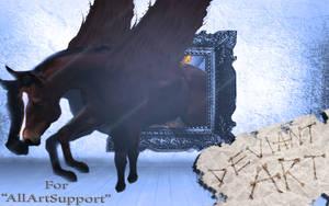 Horse For AllArtSupport