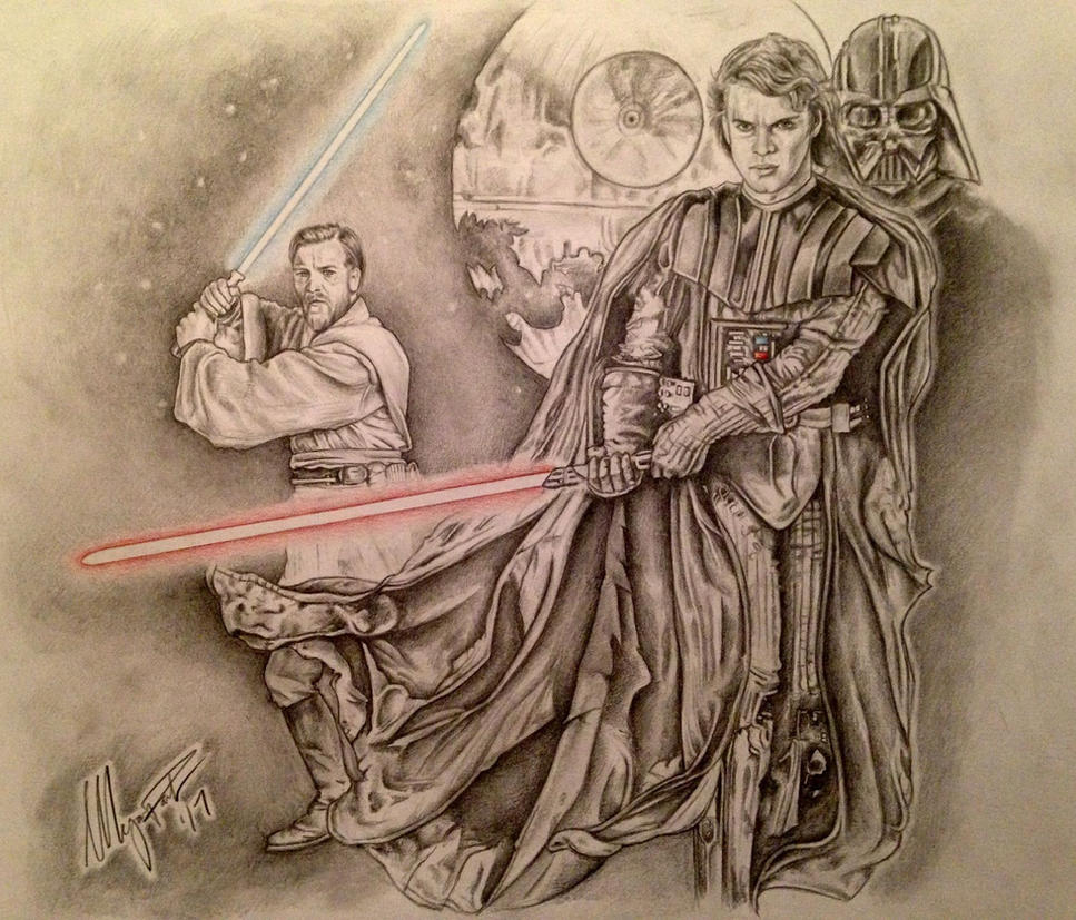 Star Wars - A Future Fore Told by MeganzMonkeyBusiness