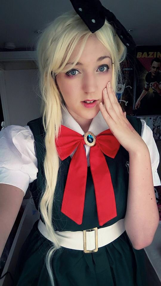 Sonia Nevermind Cosplay by IzZyBOOM on DeviantArt