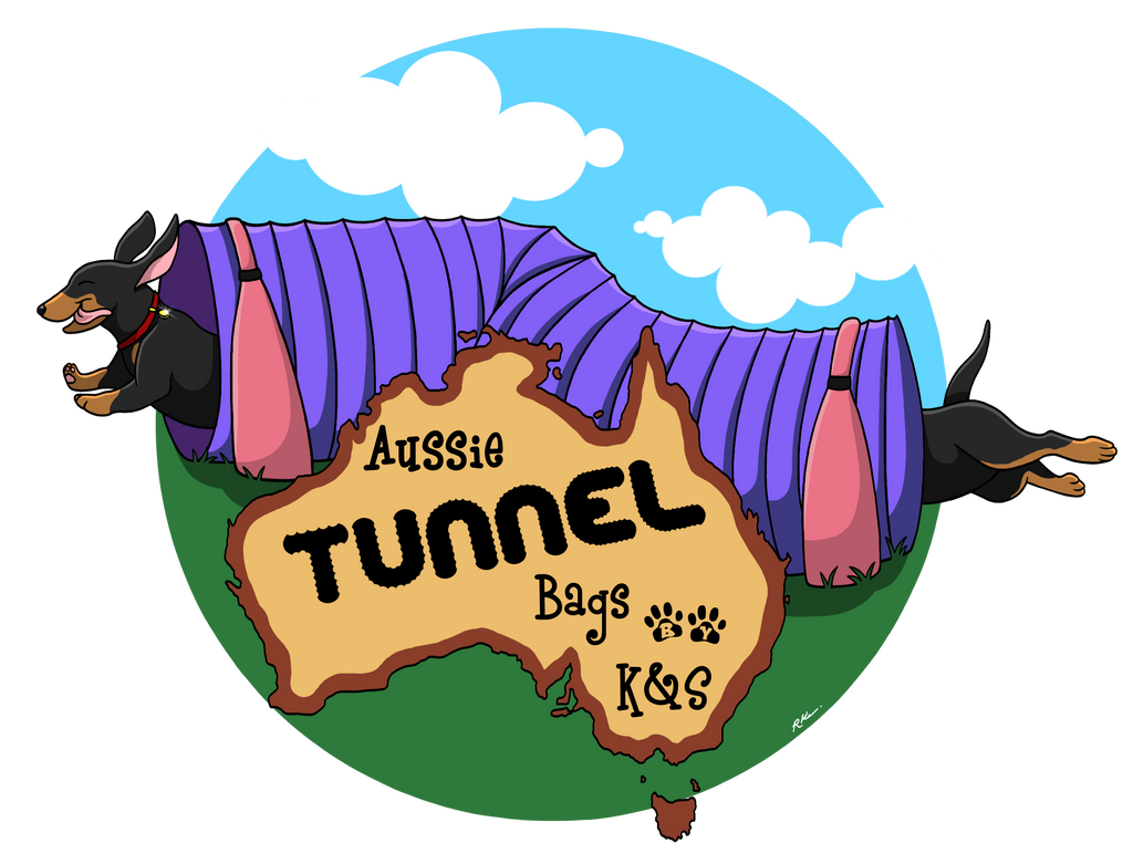 Aussie Tunnel Bags Logo (please vote!) by Crimson-Mane