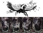 Argo - Engraved Glass
