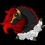 Princess Diamanti Tattoo Design - Commission by Crimson-Mane