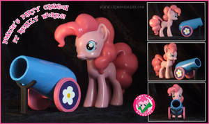 Pinkie's Party Cannon
