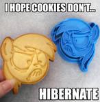 MLP:FiM ~ Rainbow Dash Rage Face ~ Cookie Cutter