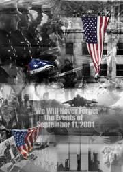 September 11 2001 Tribute by robotdance