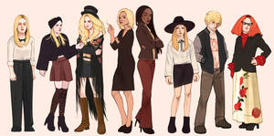 American Horror Story Coven characters