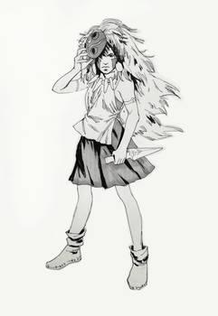 Mononoke Hime San