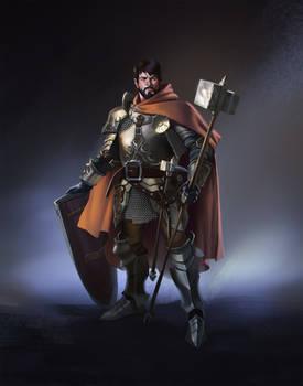 Guard  - character design