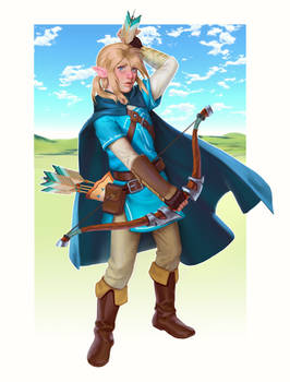 Age of Calamity Link