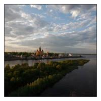 N Novgorod by Koptelov