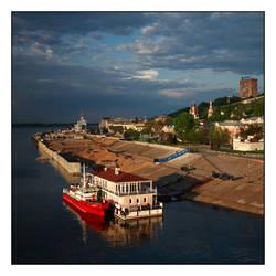 N Novgorod. by Koptelov