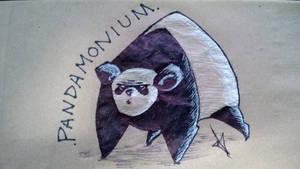 Pandamonium by JosueMariscal