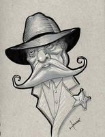 Sheriff by JosueMariscal