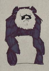 Angry-Panda by JosueMariscal