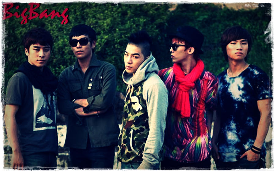 Big Bang Wallpaper 61 by xTHExFUNNNX on DeviantArt