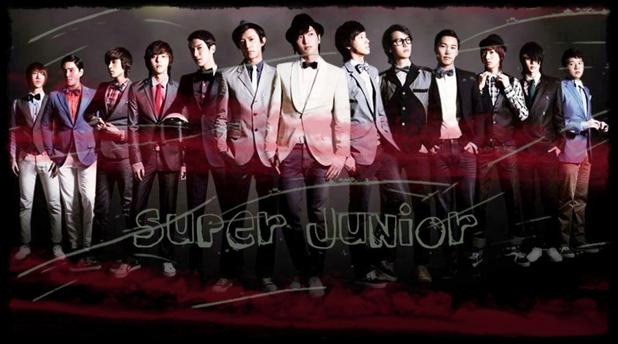 Super Junior Wallpaper 3 by xTHExFUNNNX on DeviantArt
