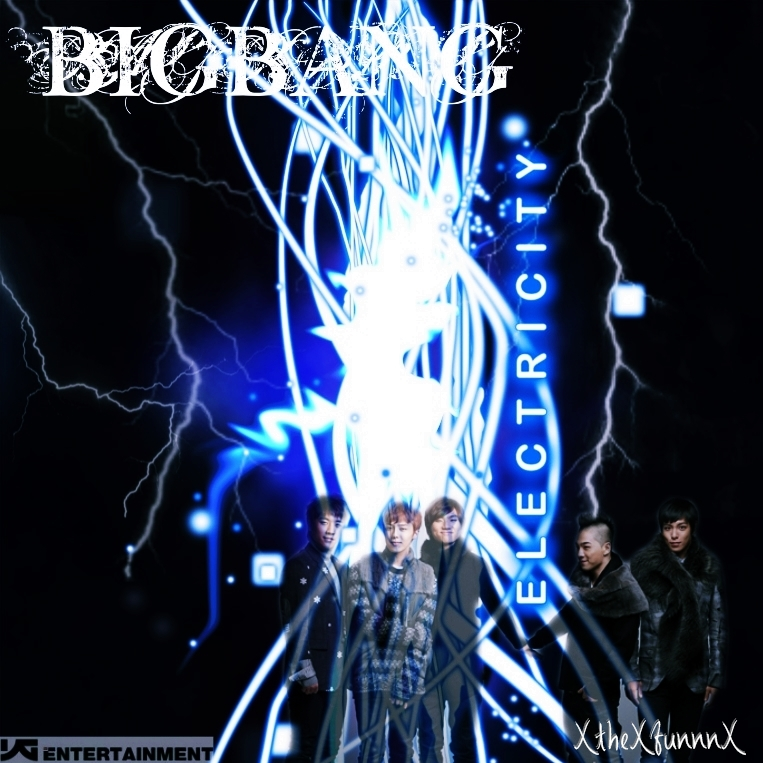 Big Bang 2 Album Cover Big Bang Album Cover Creation