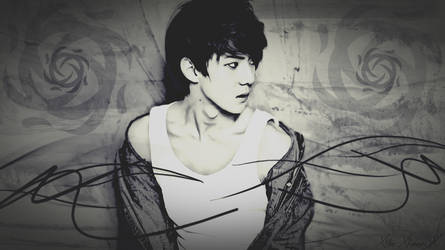 Sehun EXO-K Wallpaper by xTHExFUNNNX