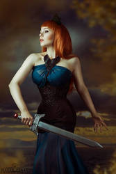 Lady of the Lake by Silver-Pearl-Photo