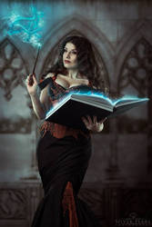Expecto Patronum by Silver-Pearl-Photo