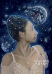 Stefanie (Sci-Fi Princess W.P) by Riannastahl