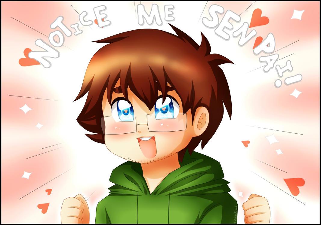Senpai notice me~!!!!! - Page 3 Notice_me_cry_senpai_by_kakuzufreak-d7qx8hk