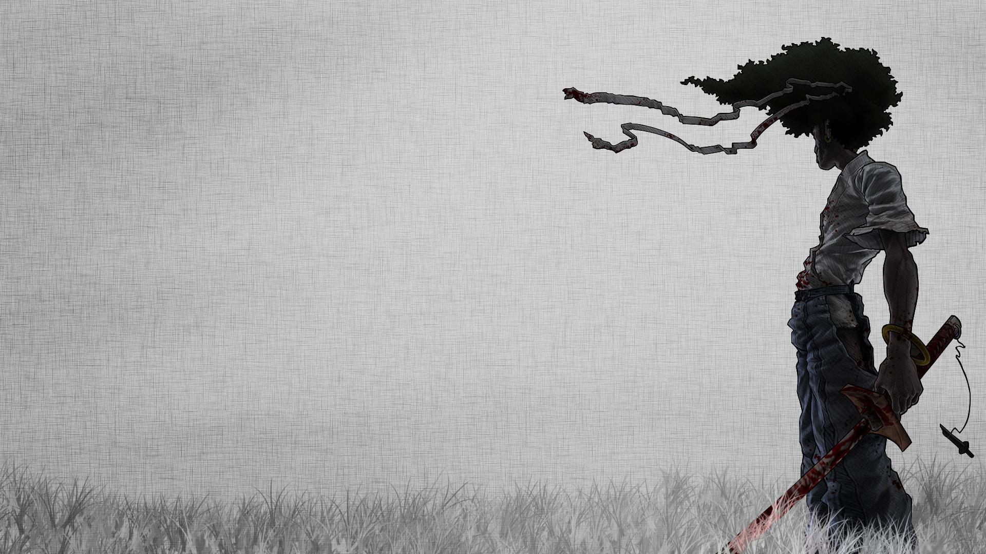 Afro Samurai 1920x1080 Wallpaper by BlackLotusXX
