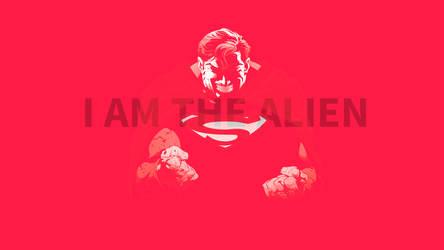 Superman I am the alien Desktop Wall 1920x1080 by BlackLotusXX