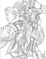 My Spidersona   Triage the new Anti-Venom by Corazon-Alro4