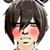 Yaranaika mmd human Freddy emoticon by Liza-Lunashine
